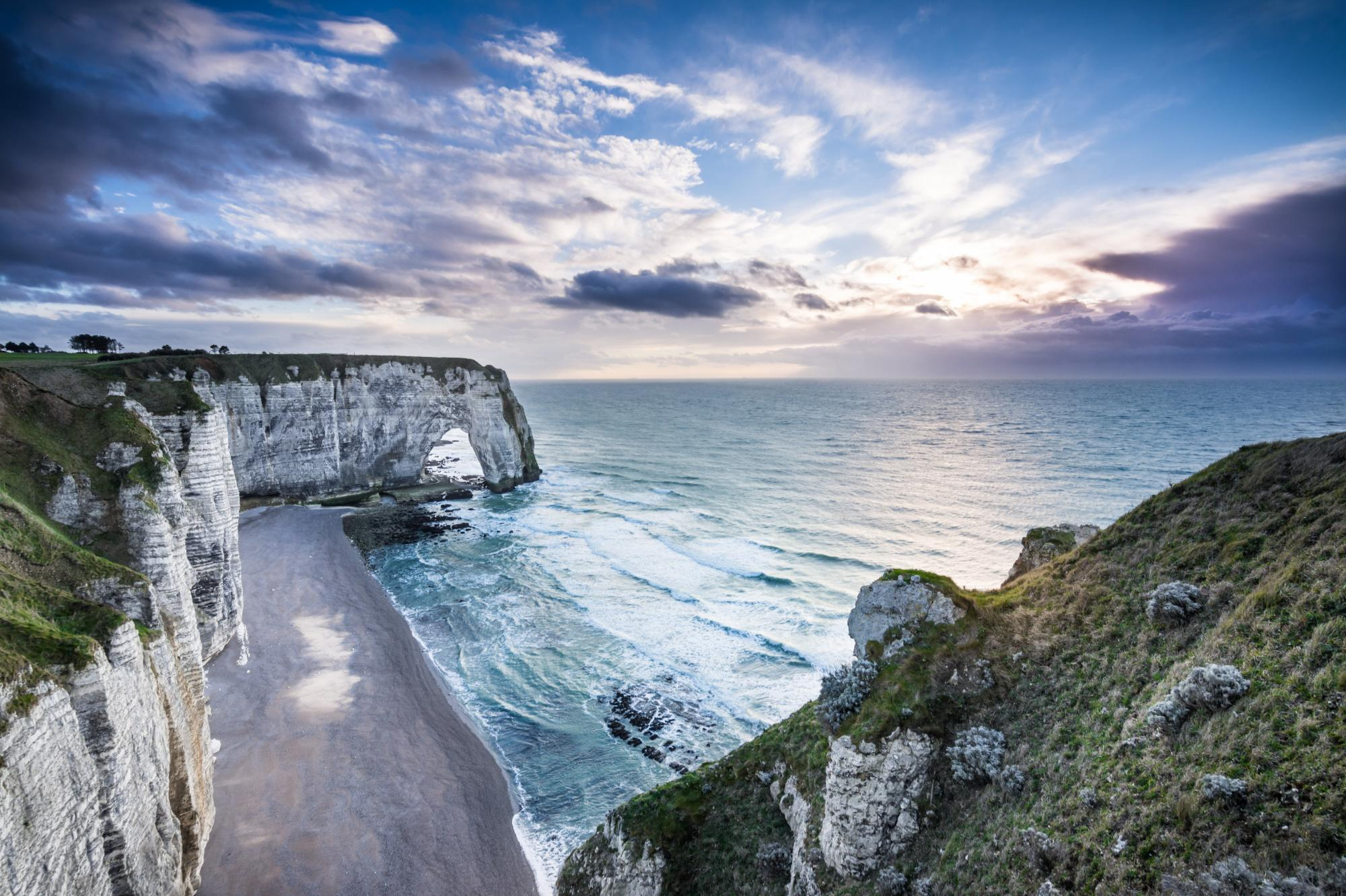 Discover Normandy - Vacation package : France Coast to Coast  - Land of France, travel agency in France